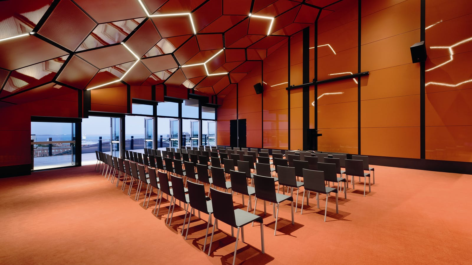 Geelong Library & Heritage Centre - event space