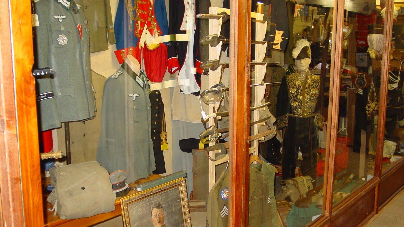 Foreign Uniforms