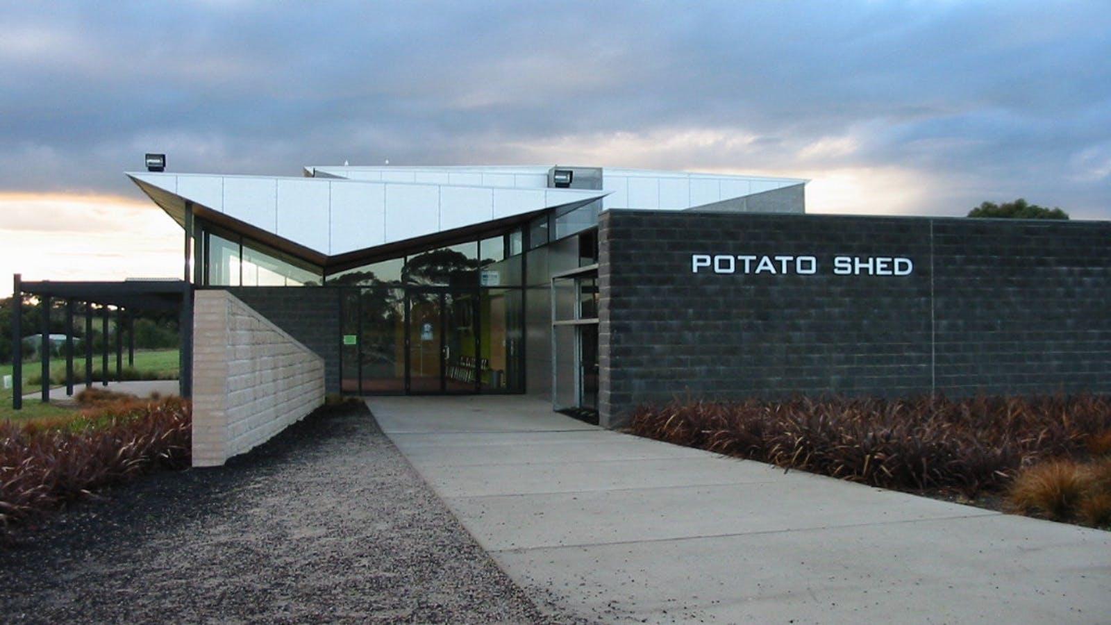 The Potato Shed