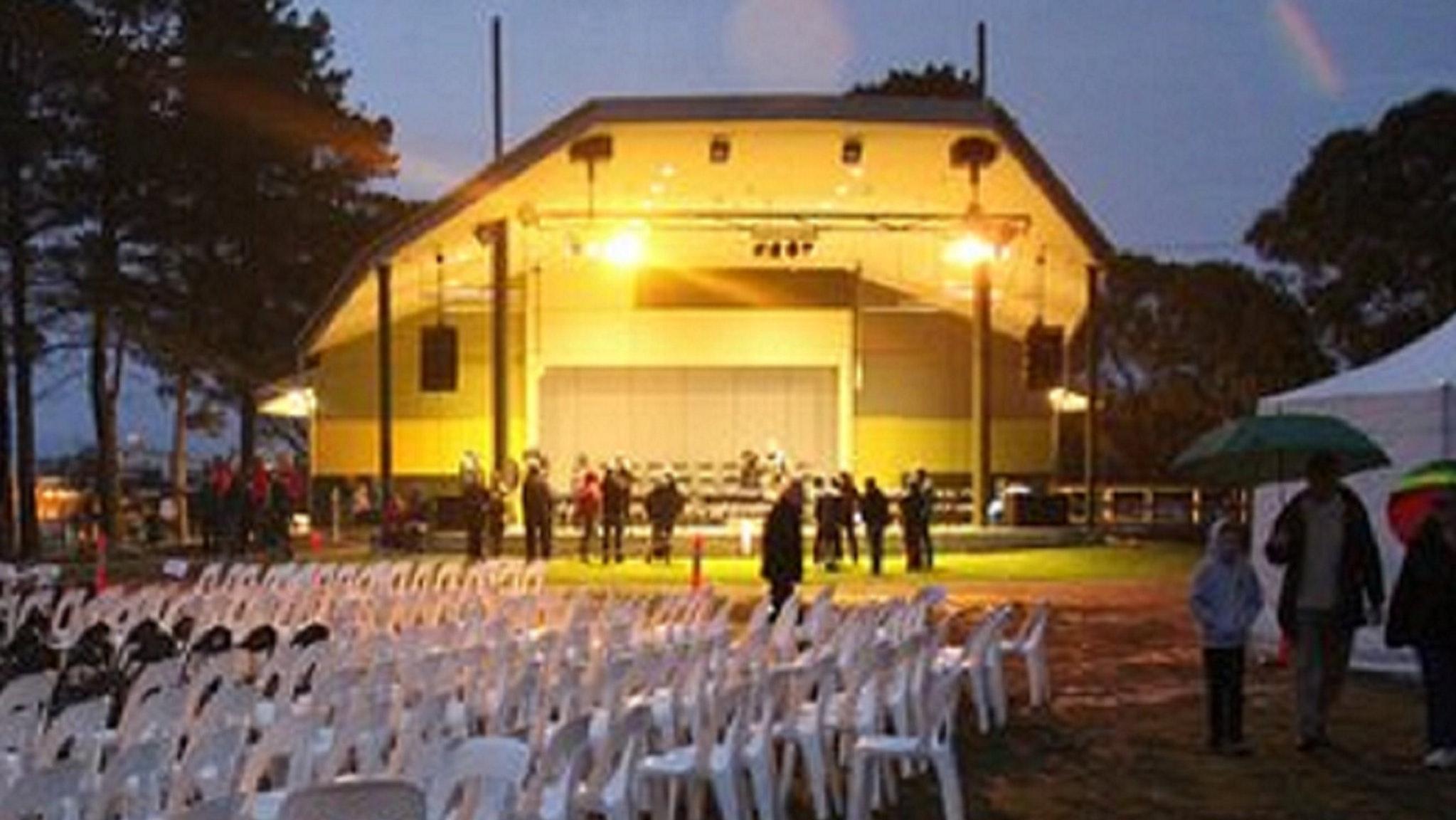 Grove Pavilion