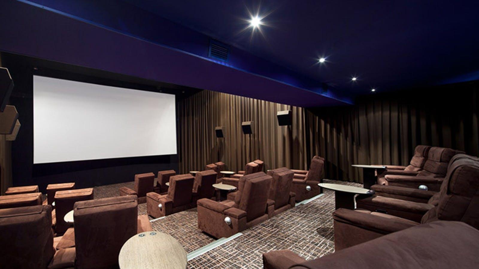 Gold class cinema sets the standard