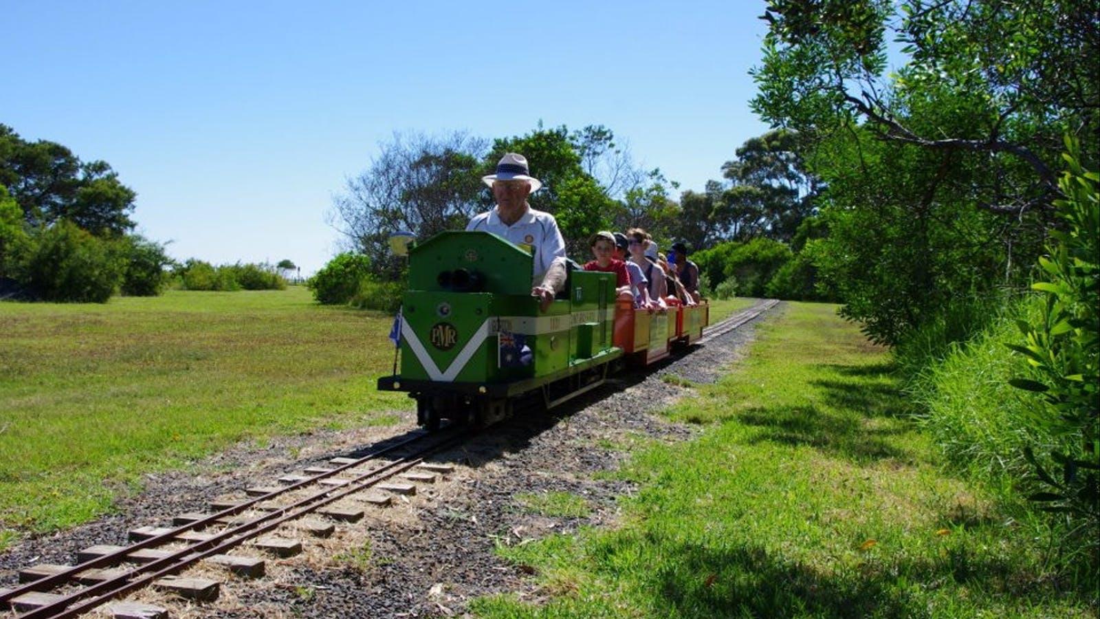 Portarlington Bayside Miniature Railway