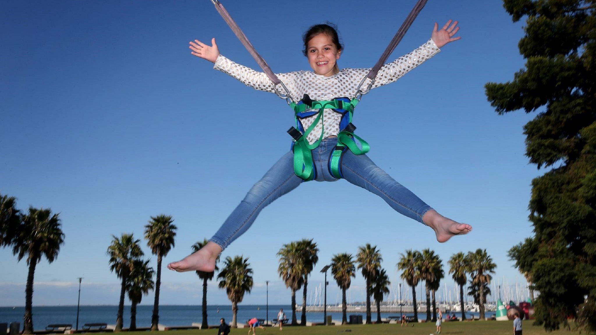 Waterfront Bungy