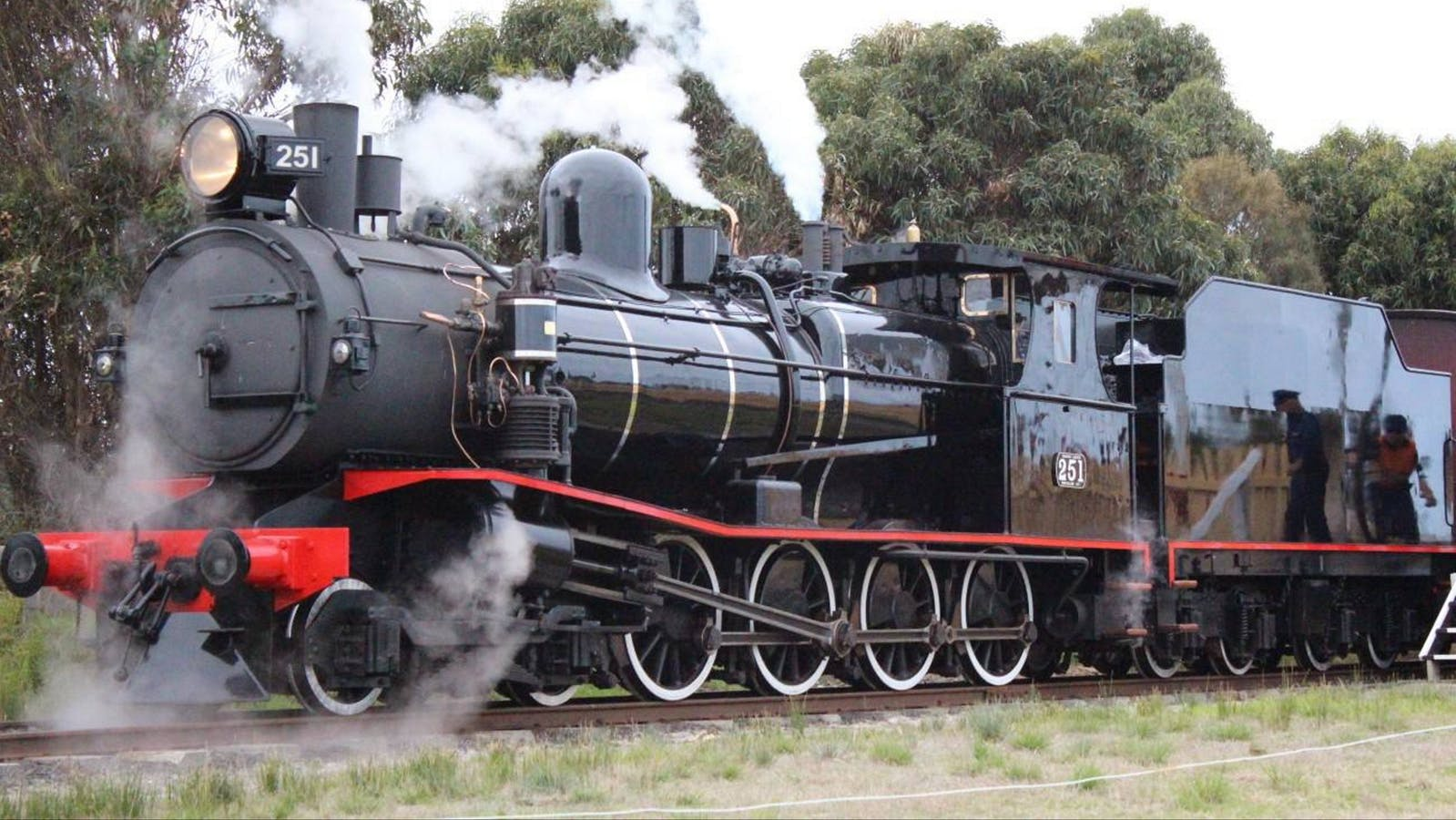 T-Class at Lakers Siding