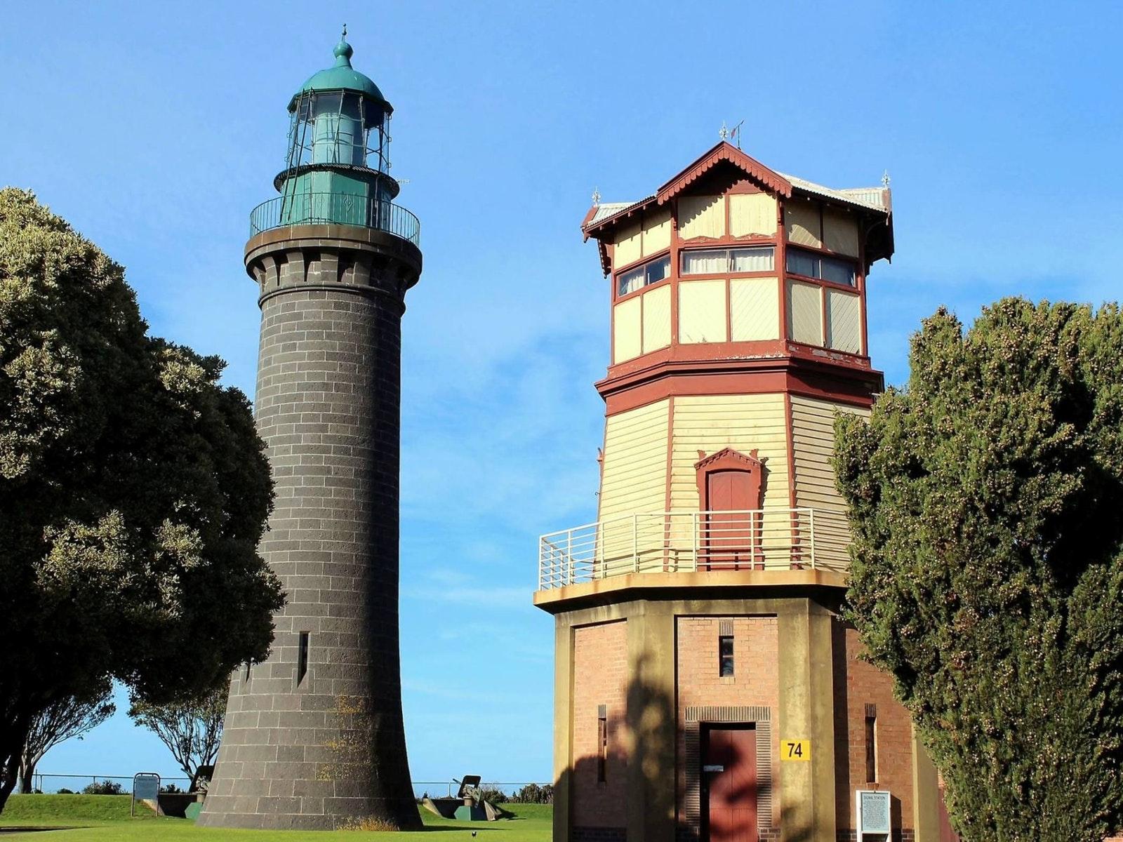 Fort Queenscliff