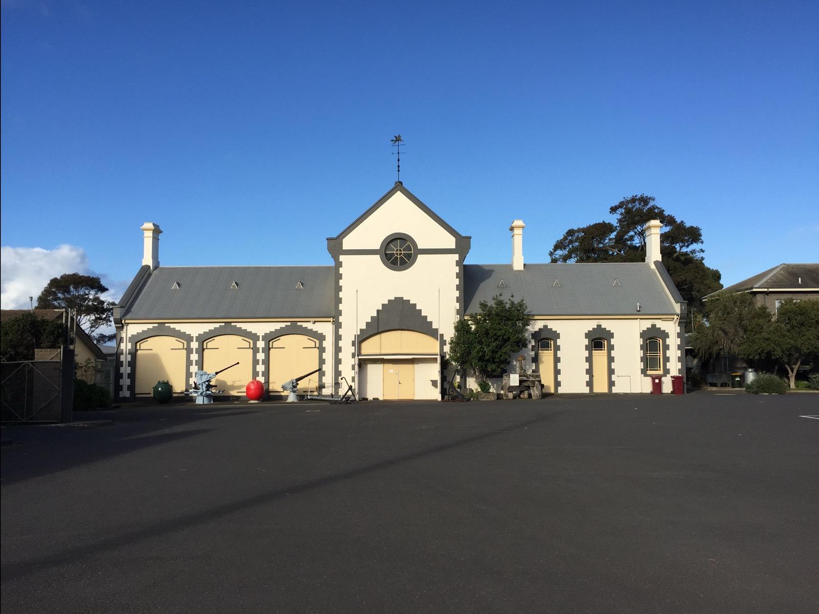Geelong Maritime Museum building