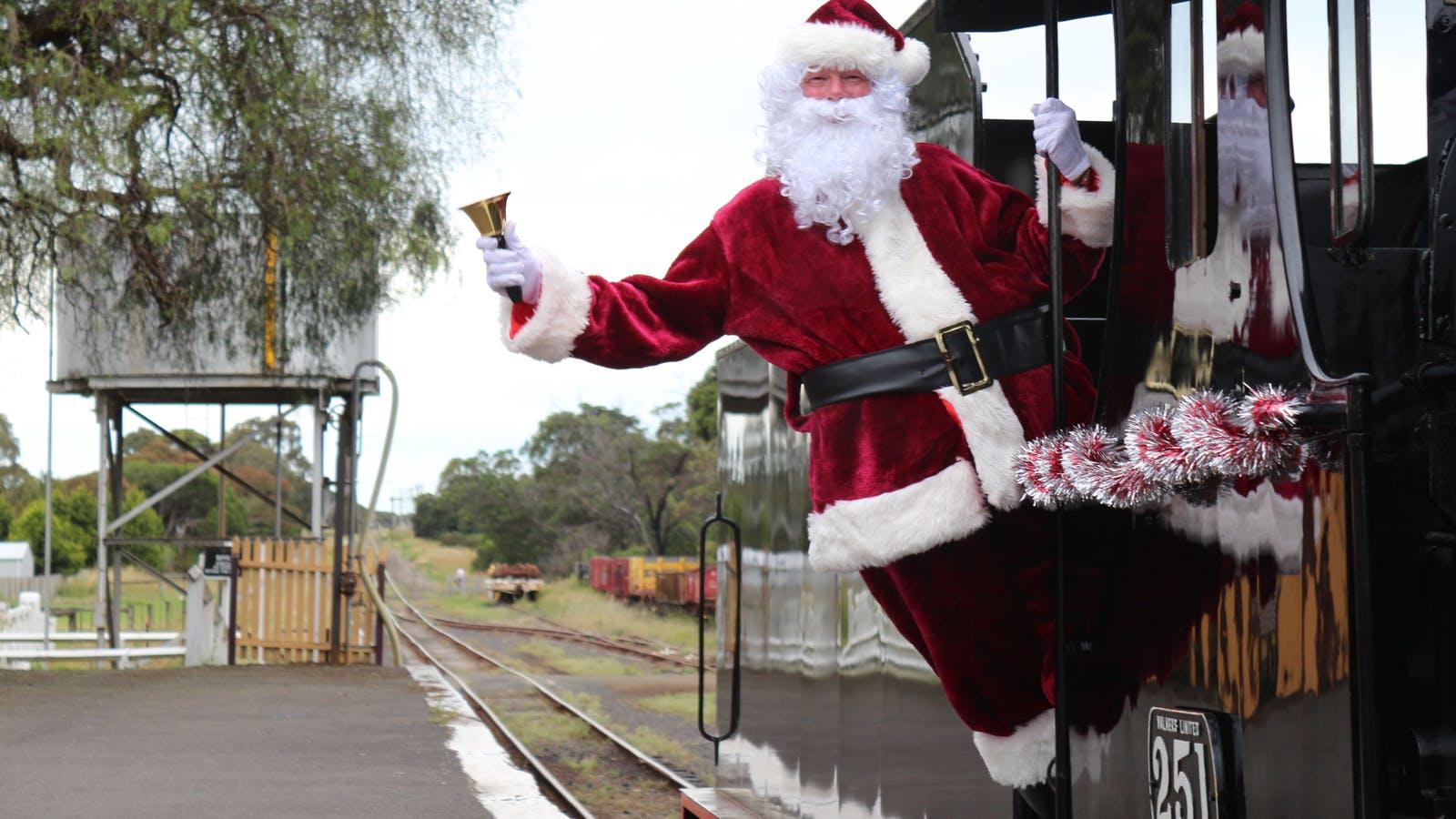 Santa Train Specials