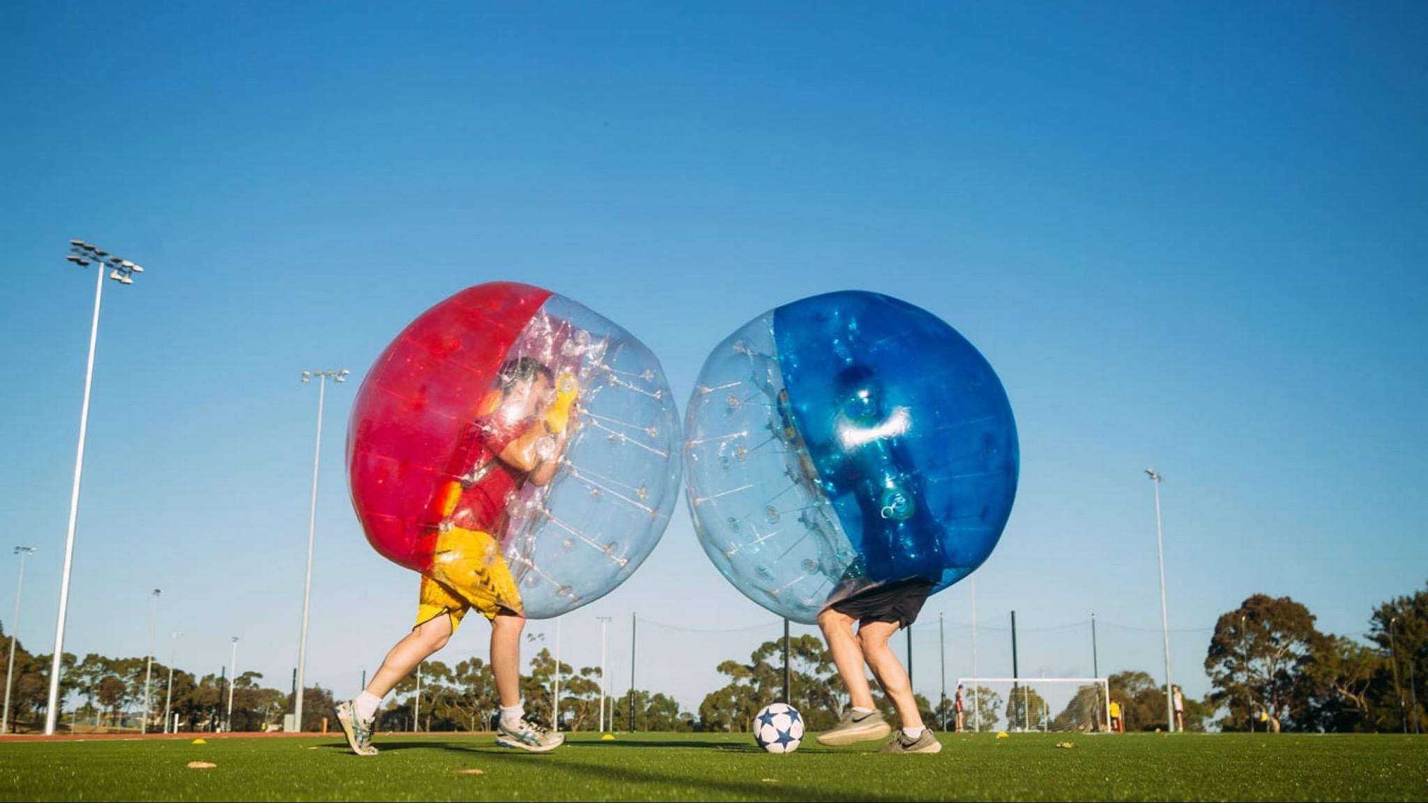 Bubble Soccer Geelong