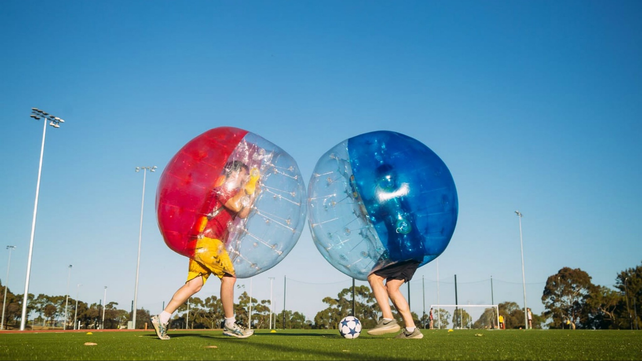 Bubble Soccer Geelong
