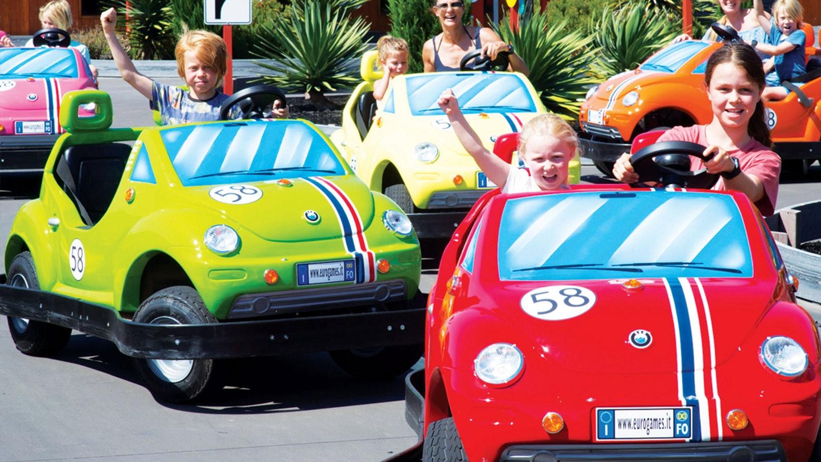 Little Buggy Speedway