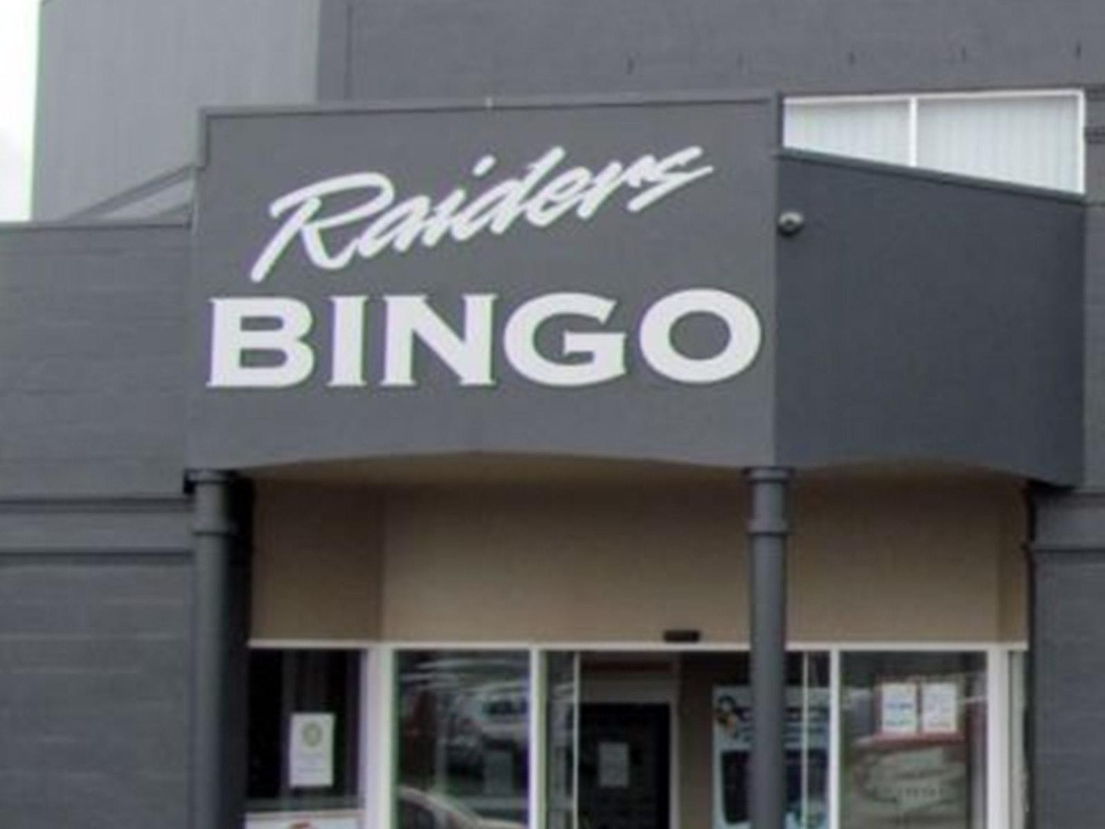 Raiders Bingo Centre