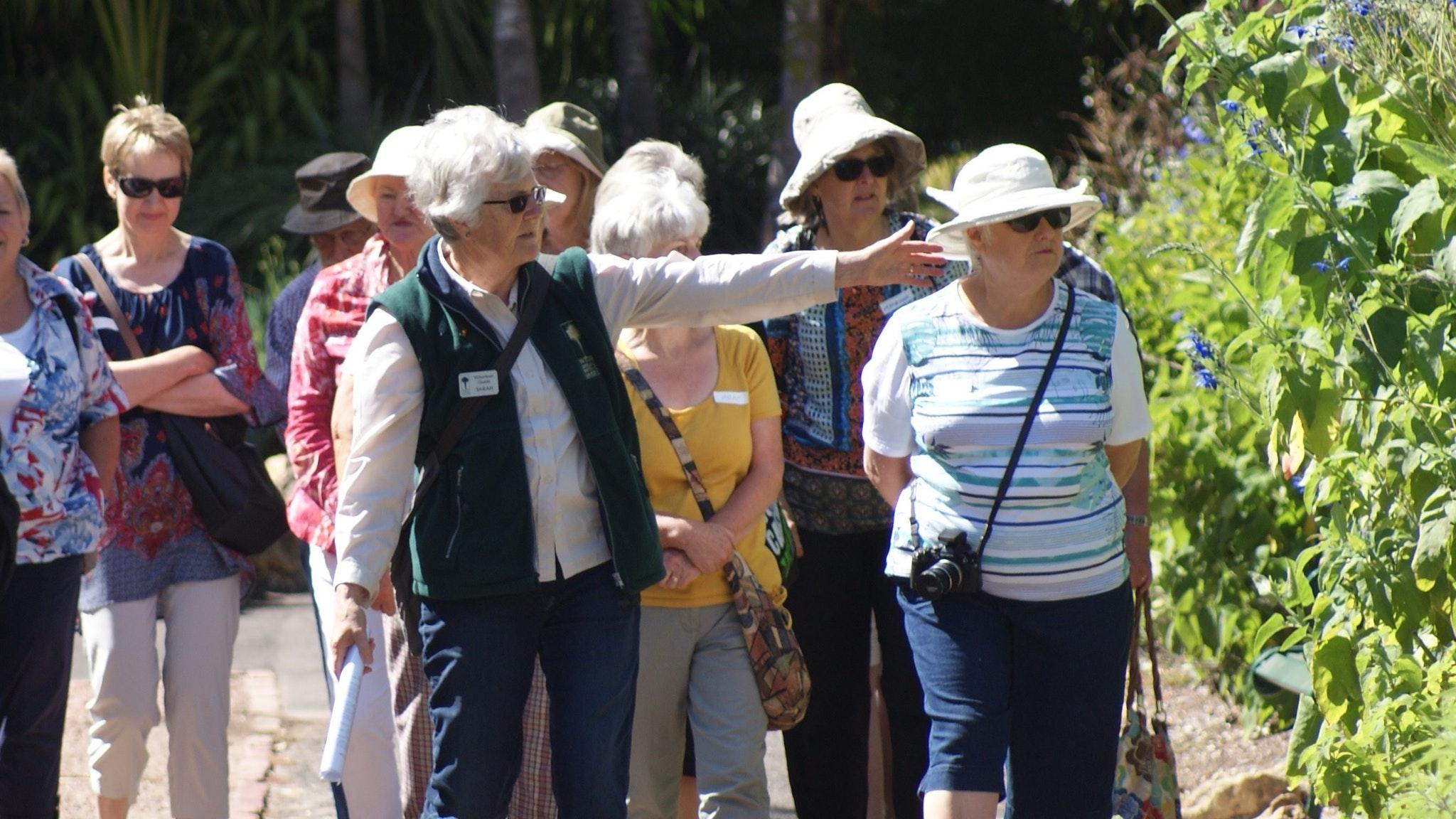 Friends of Geelong Botanic Gardens