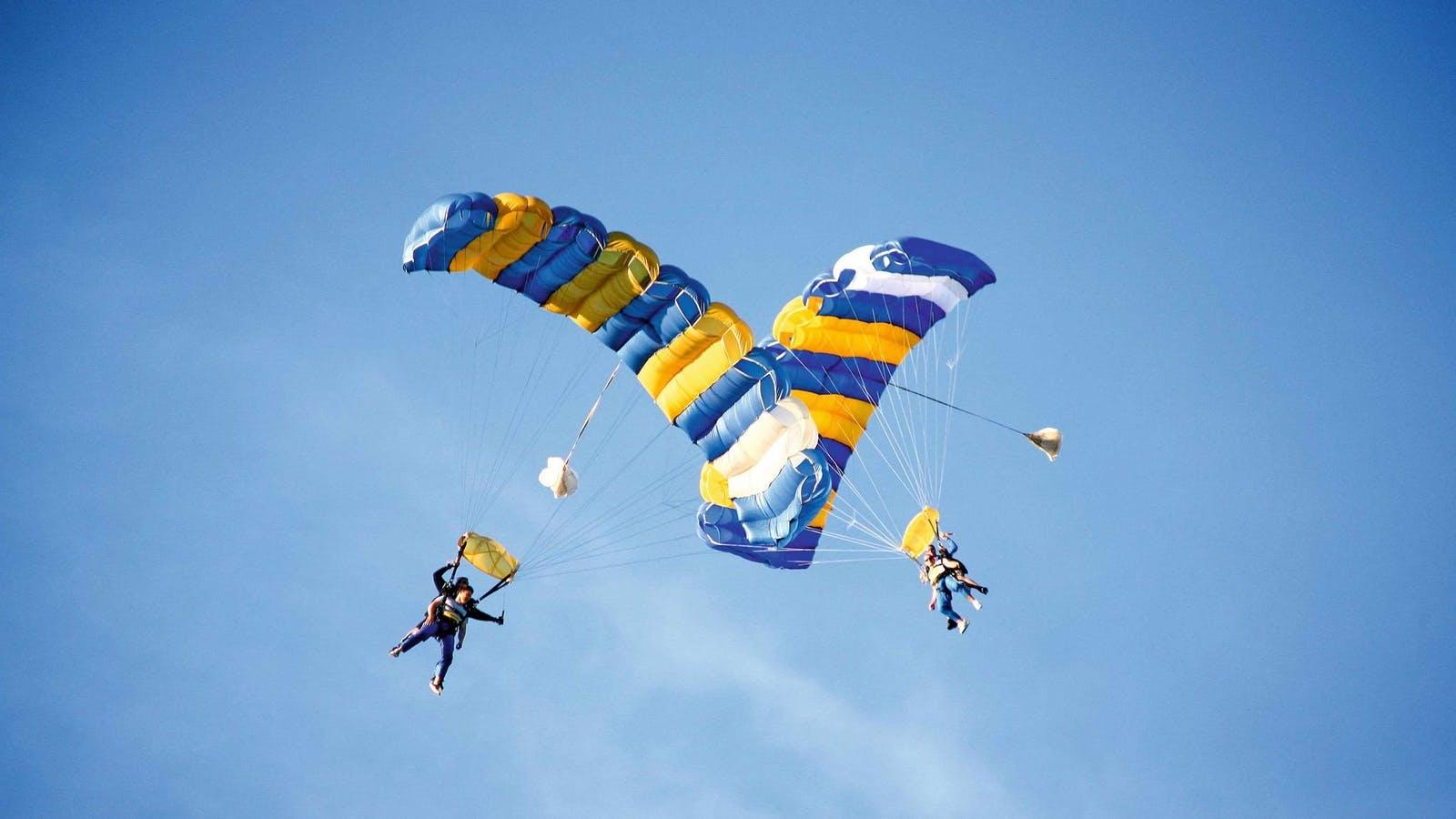 Skydive Great Ocean Road