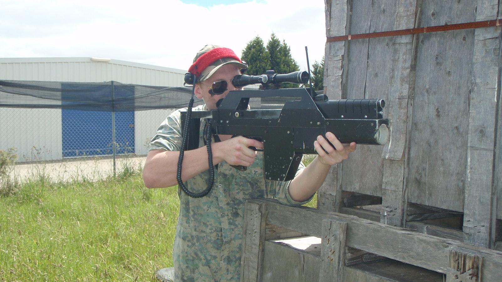 Sniper Time