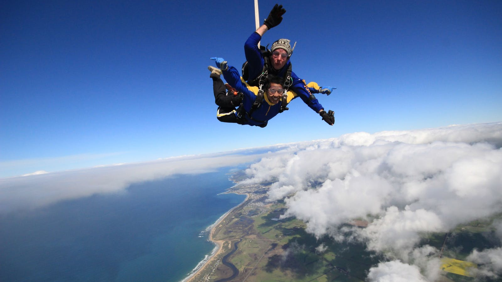 Skydive the Beach and Beyond Great Ocean Road