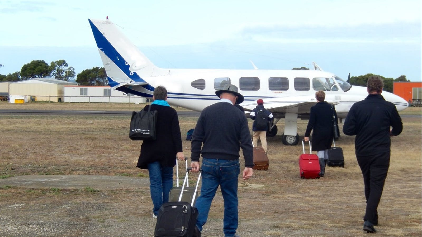 Barwon Heads Airport for all your adventures