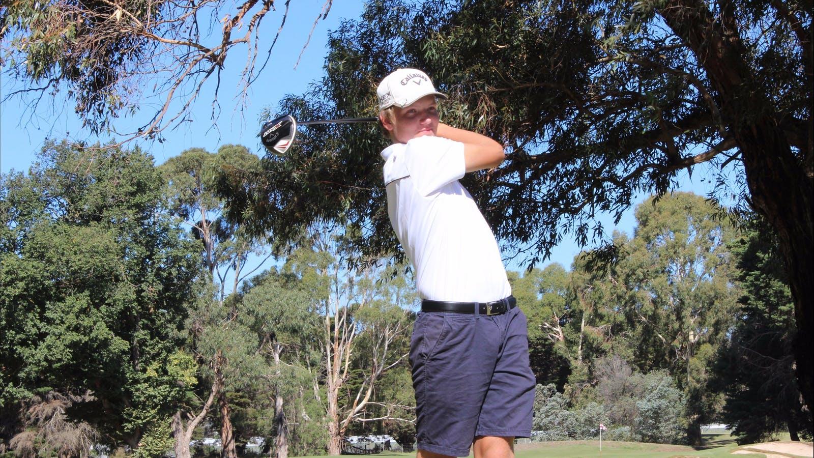 Award winning golf course
