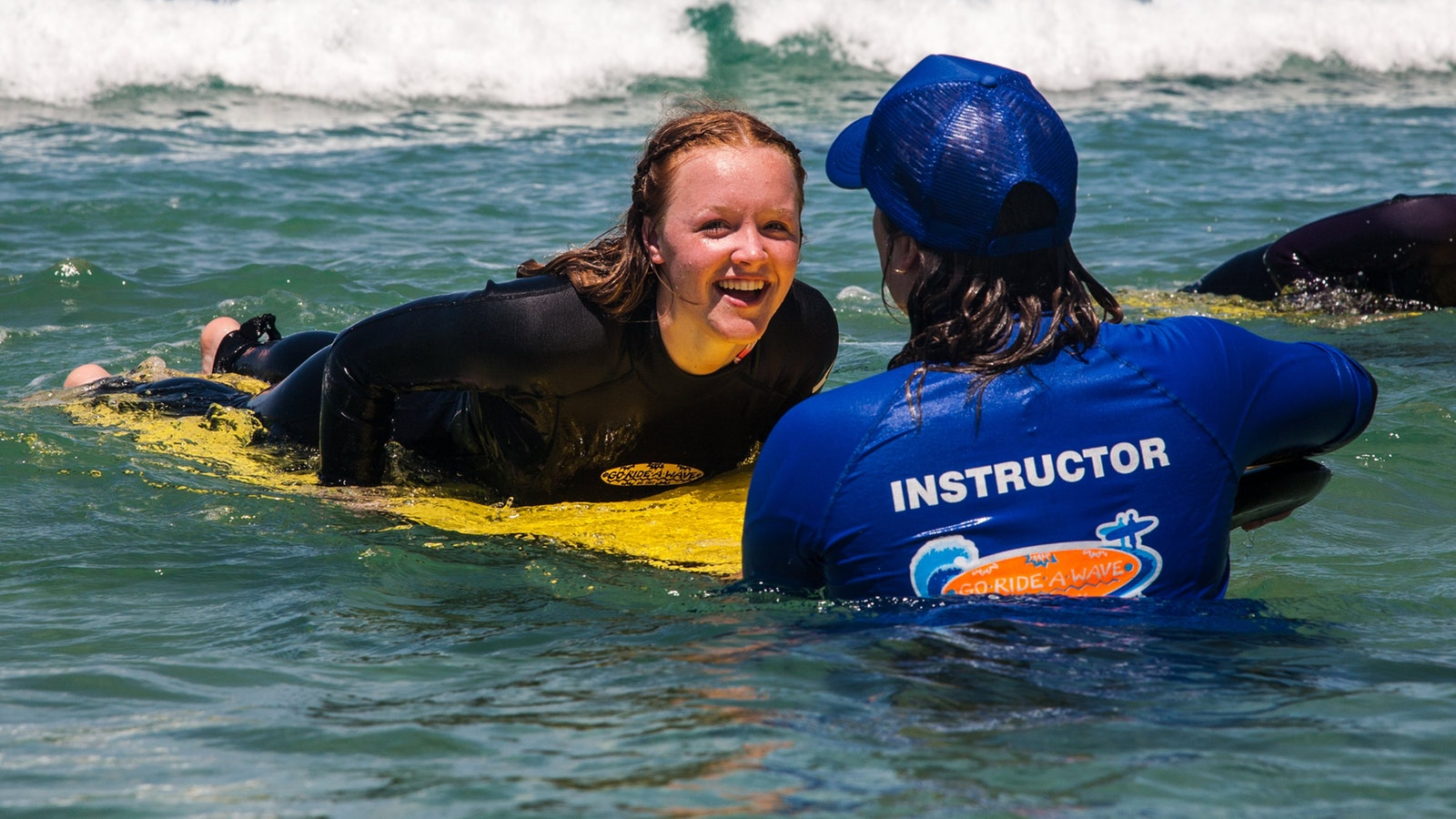 learn to surf in Ocean Grove