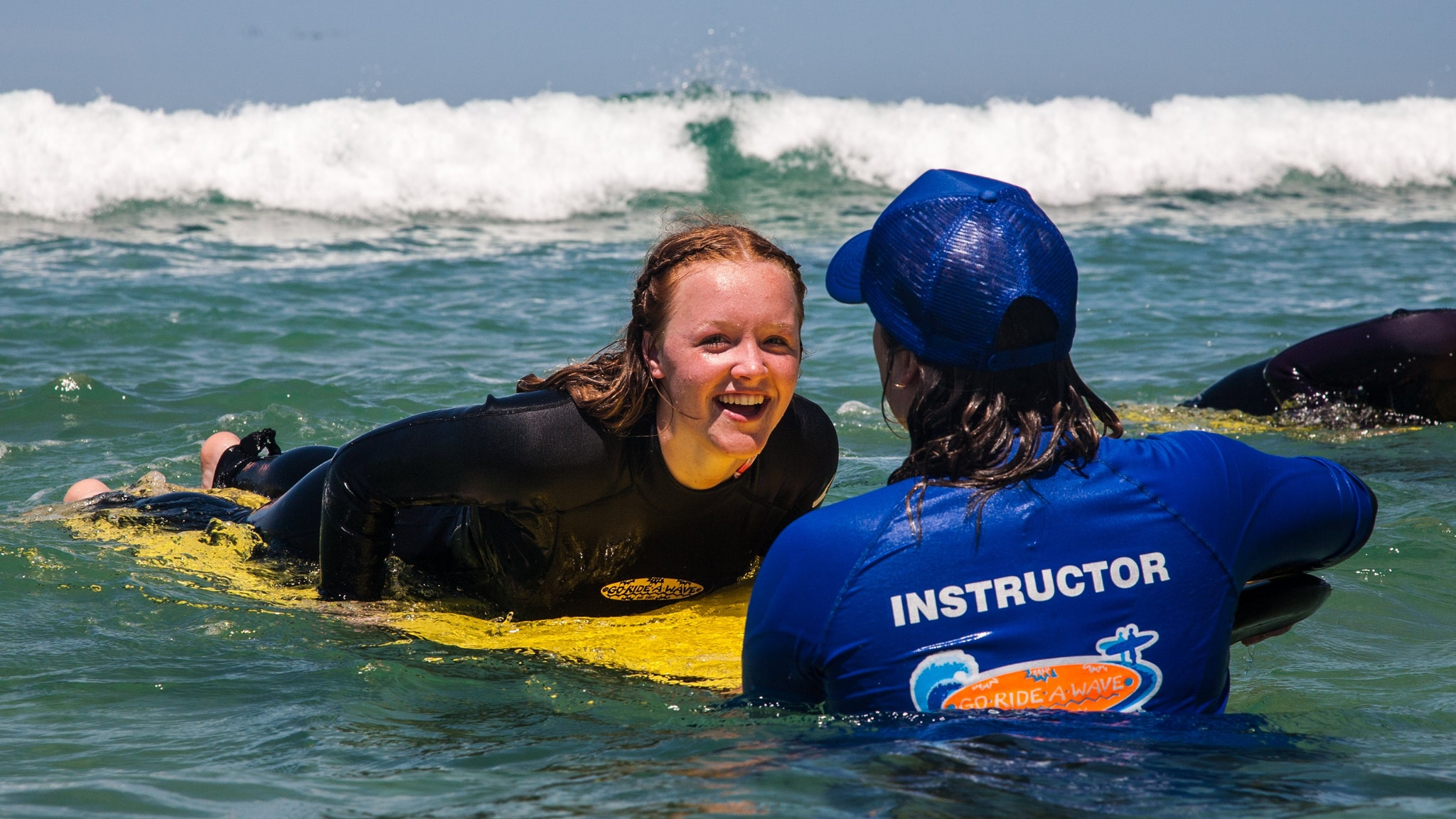 Go Ride A Wave - Ocean Grove Surfing Lessons