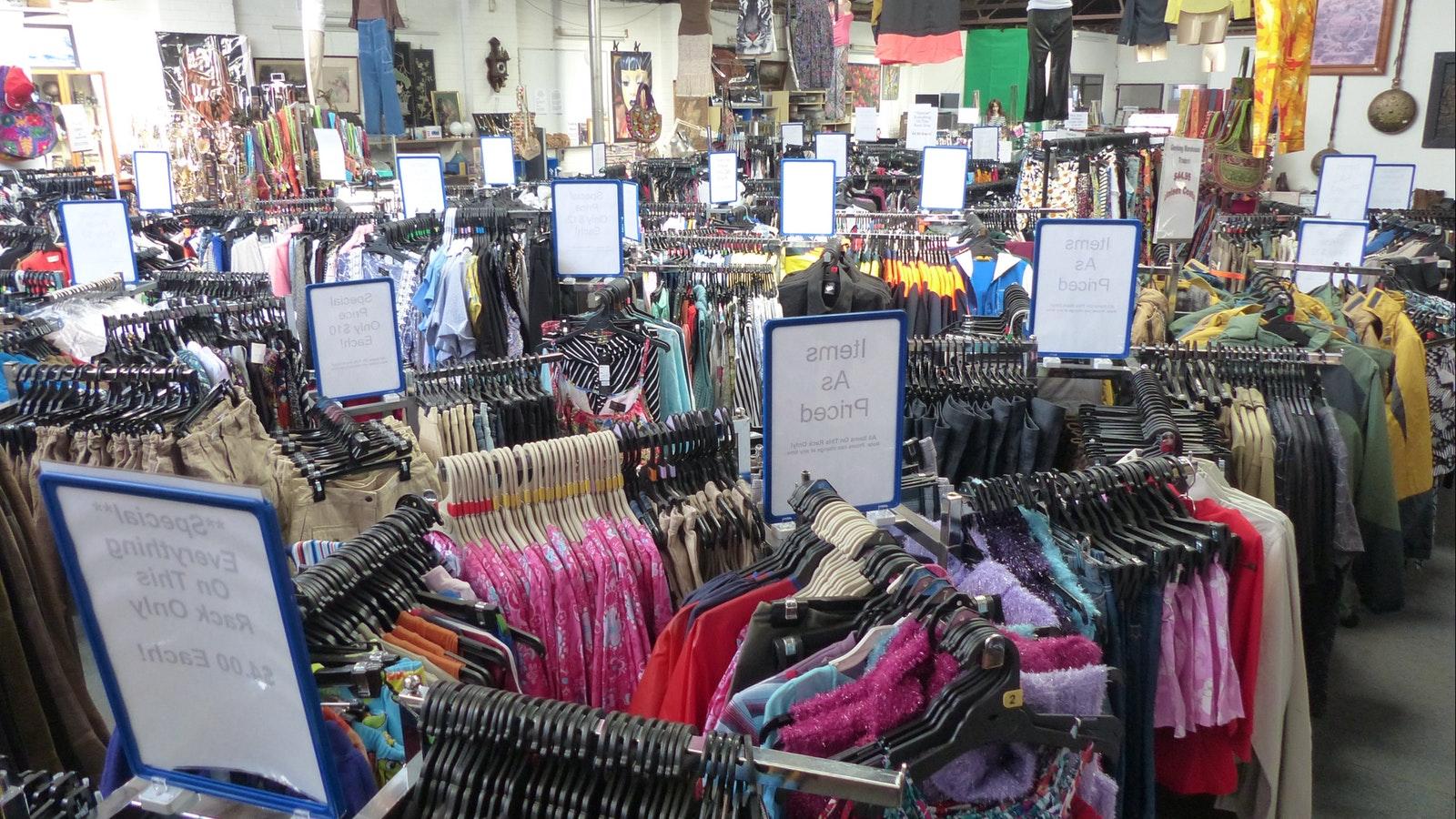 Warehouse Clothing