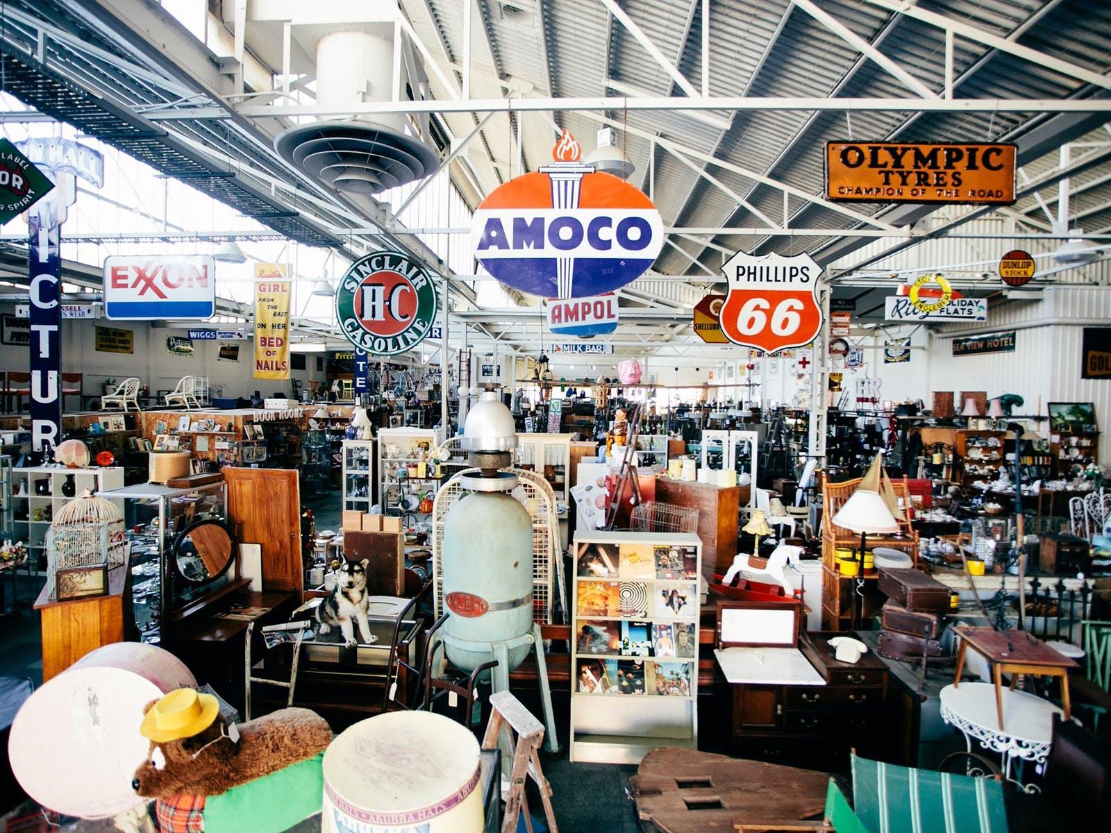 Geelong Vintage Market