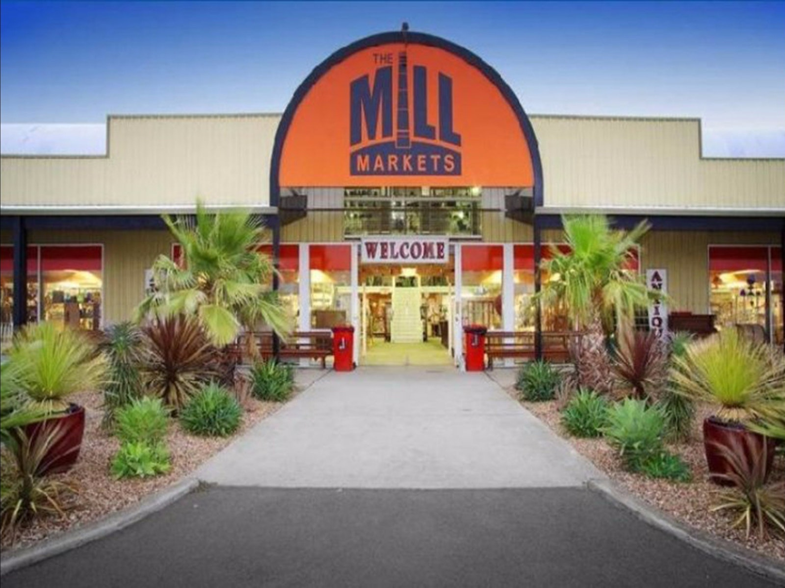 The Mill Markets - Geelong