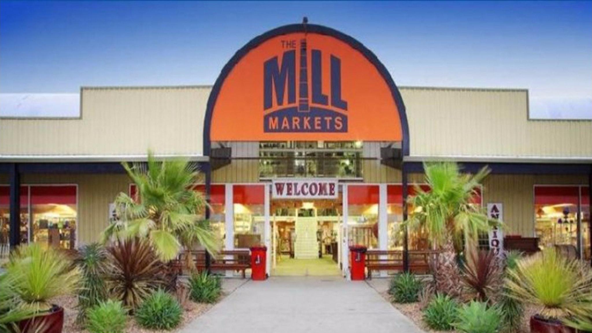 The Mill Markets - Geelong