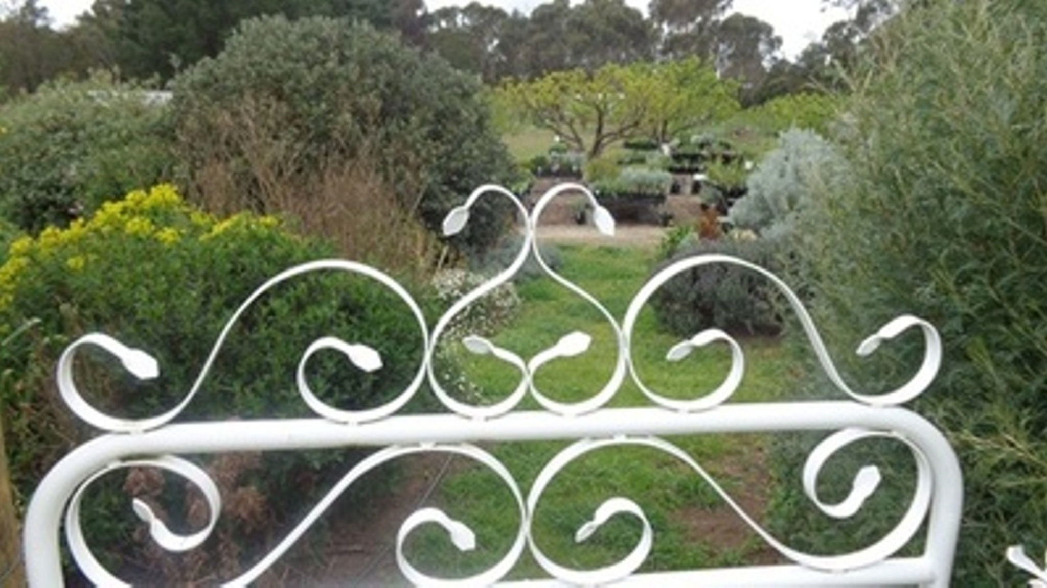 Garden Gate of Inverleigh