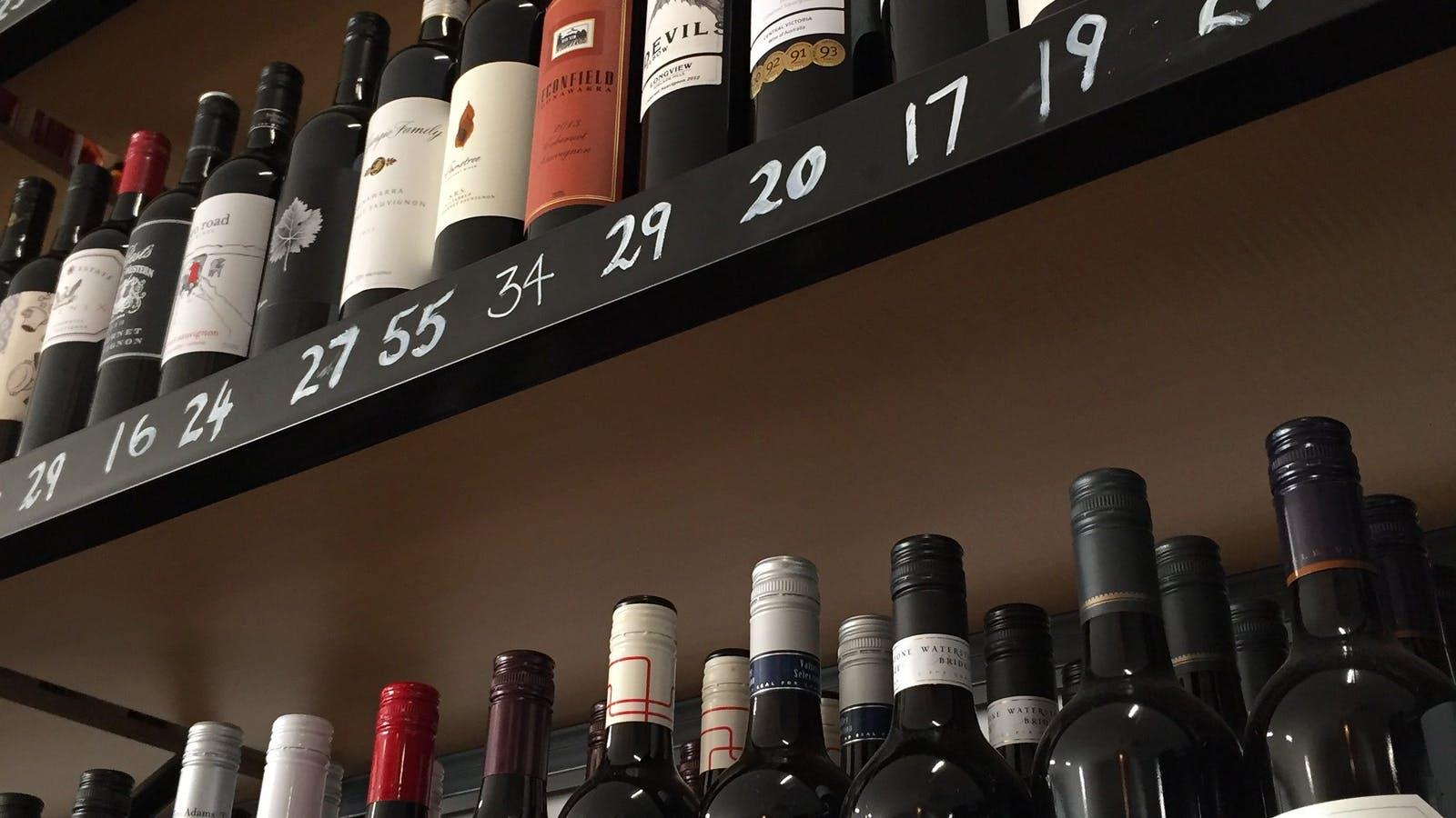 Barwon Heads Wine Store