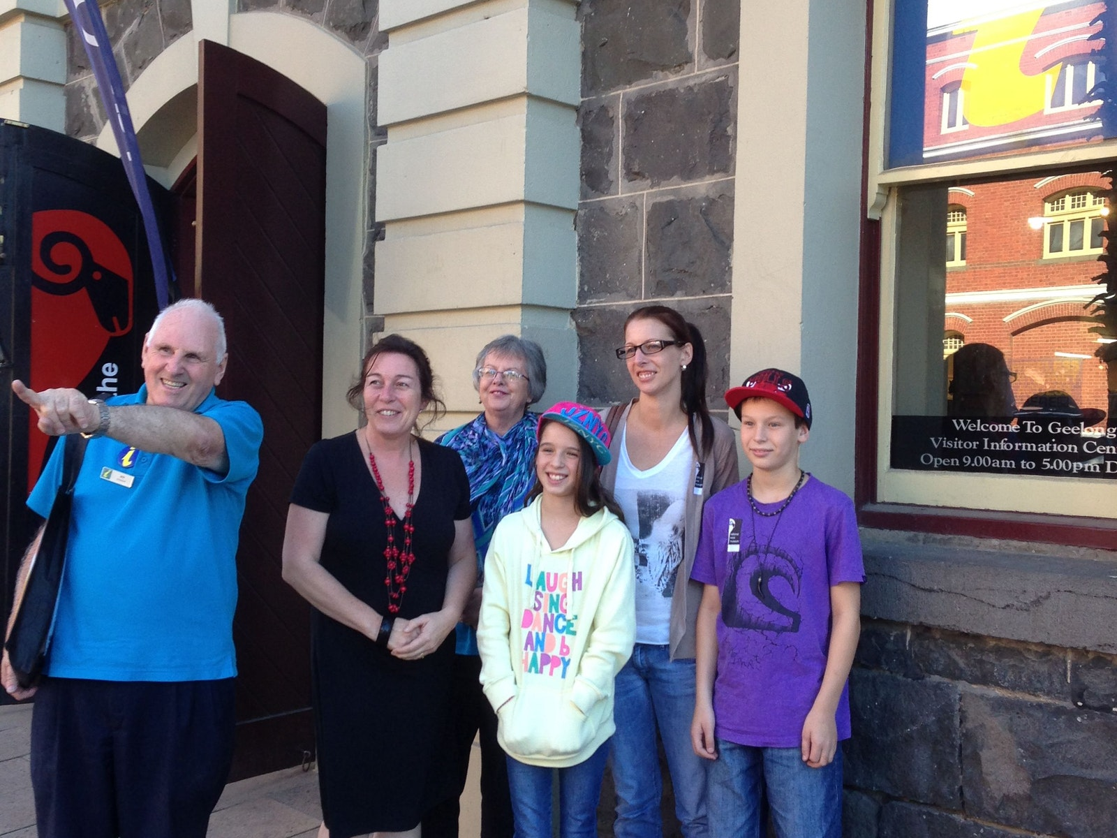 Guided Walking Tours of Geelong