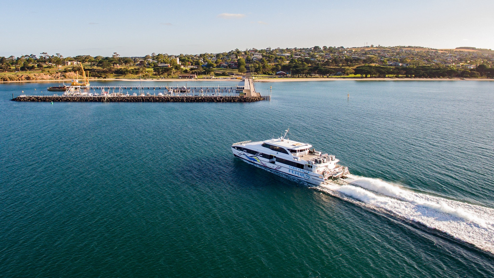 Port Phillip Ferries Portarlington