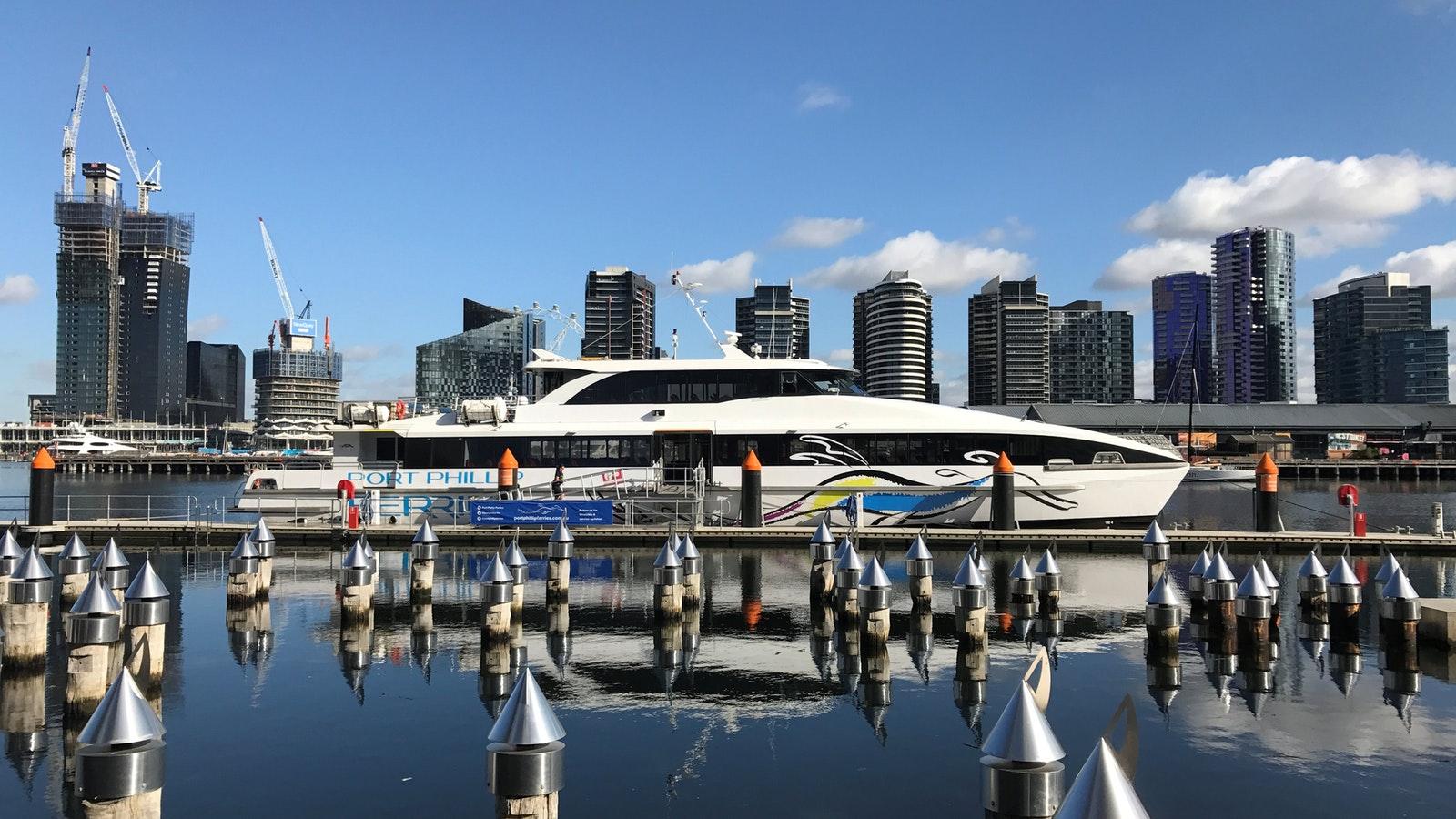 Port Phillip Ferries Docklands