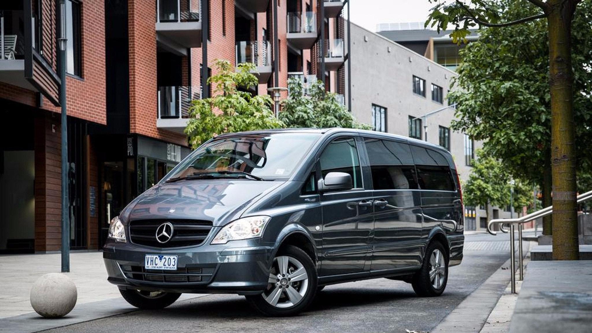 Mercedes Valente People Mover