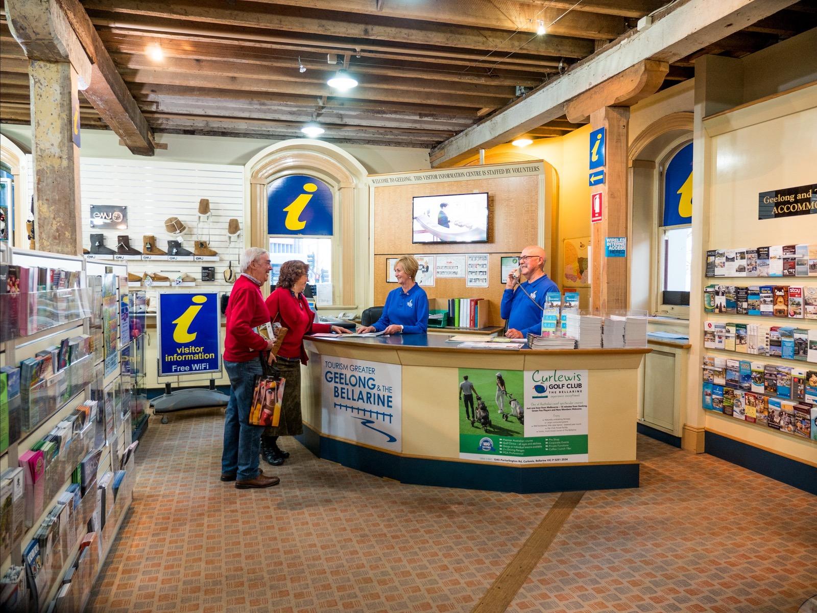 Geelong Info Centre