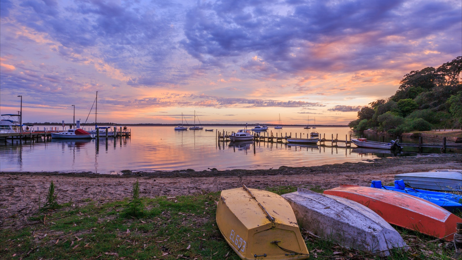SunsetNungurner Jetty - a perfect place to relax and enjoy life's simple pleasures