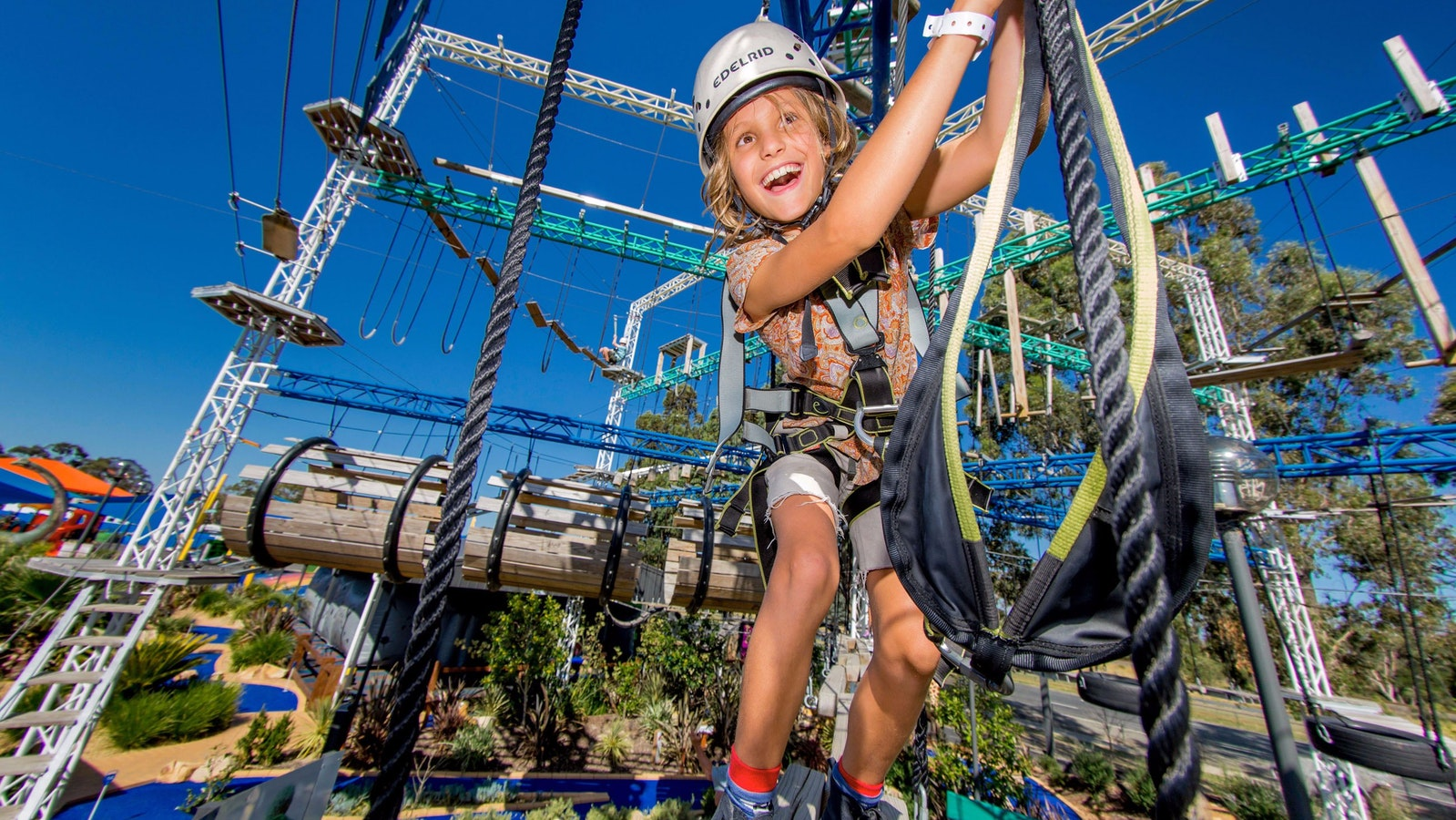 Parky's Adventure Ropes Course
