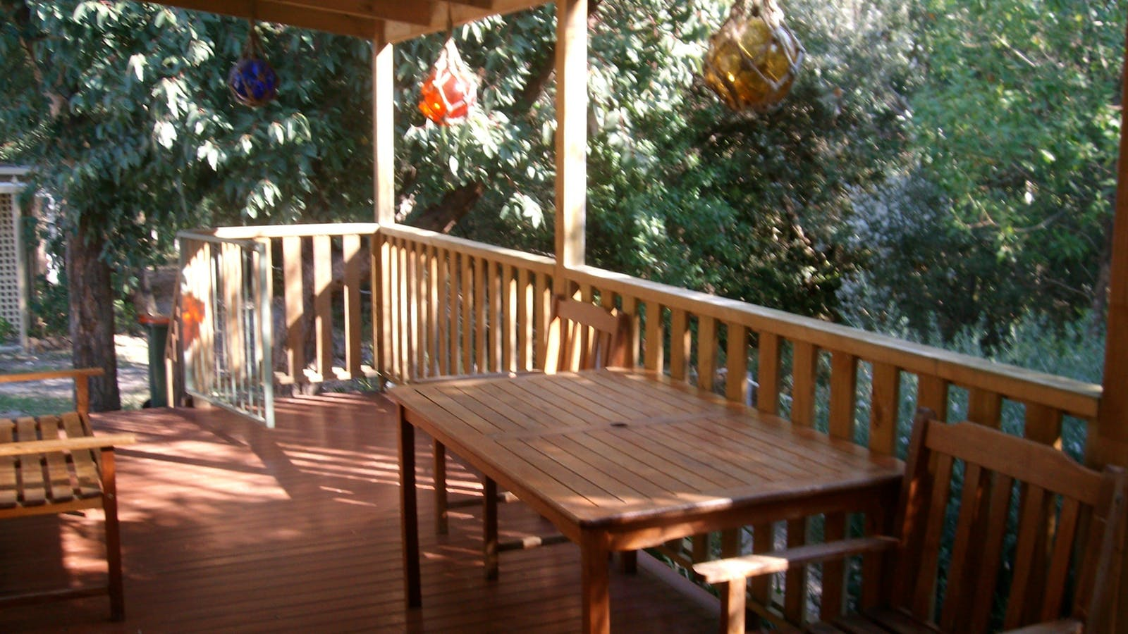 Beach Cottage Deck