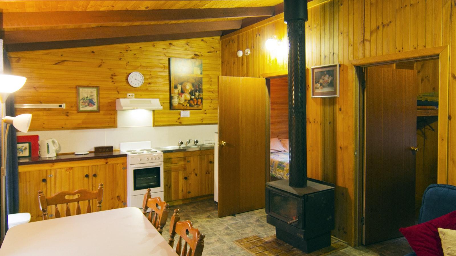 Platypus Cabin