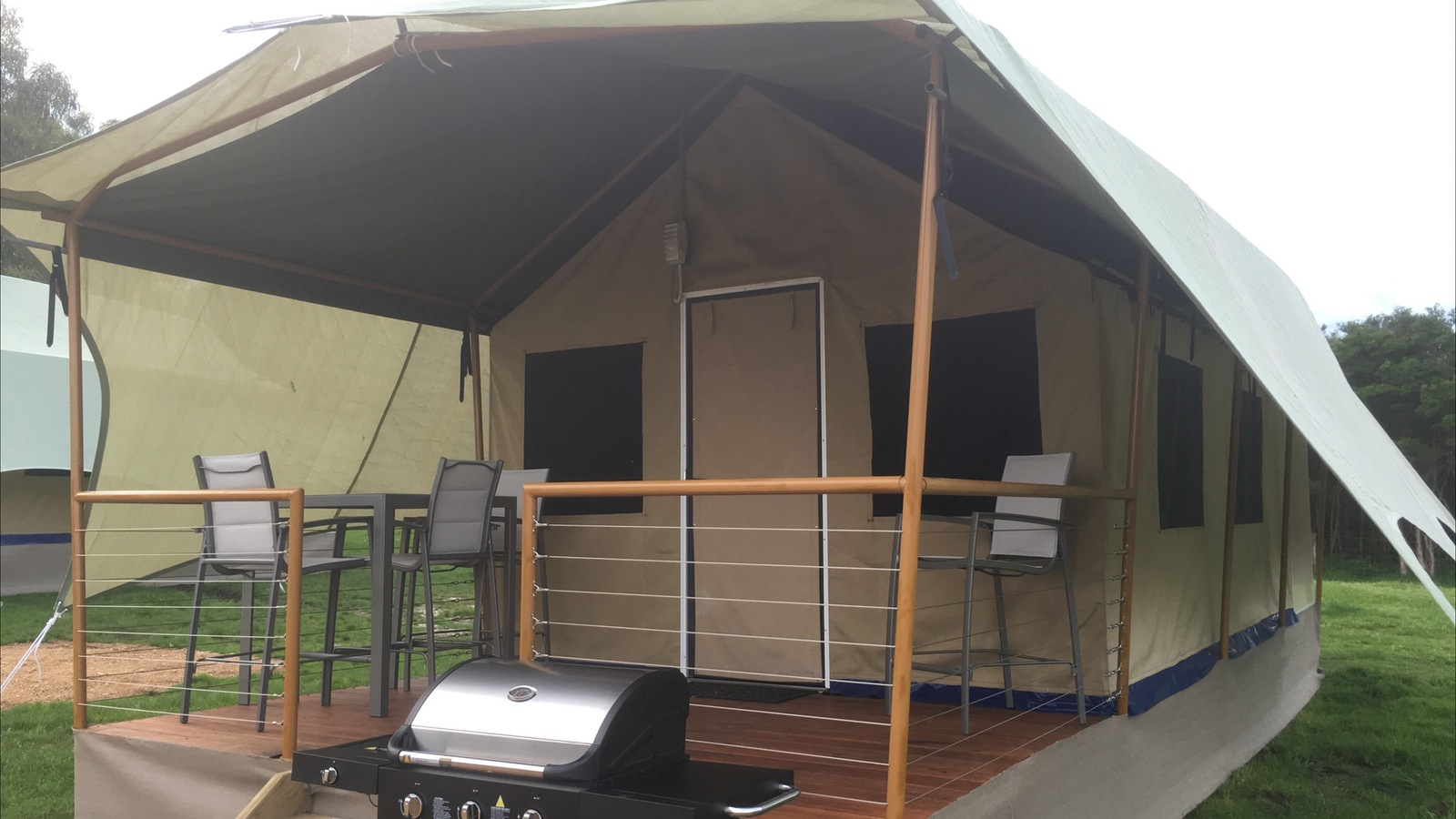 Promhills Cabins Glamping Eco Tent