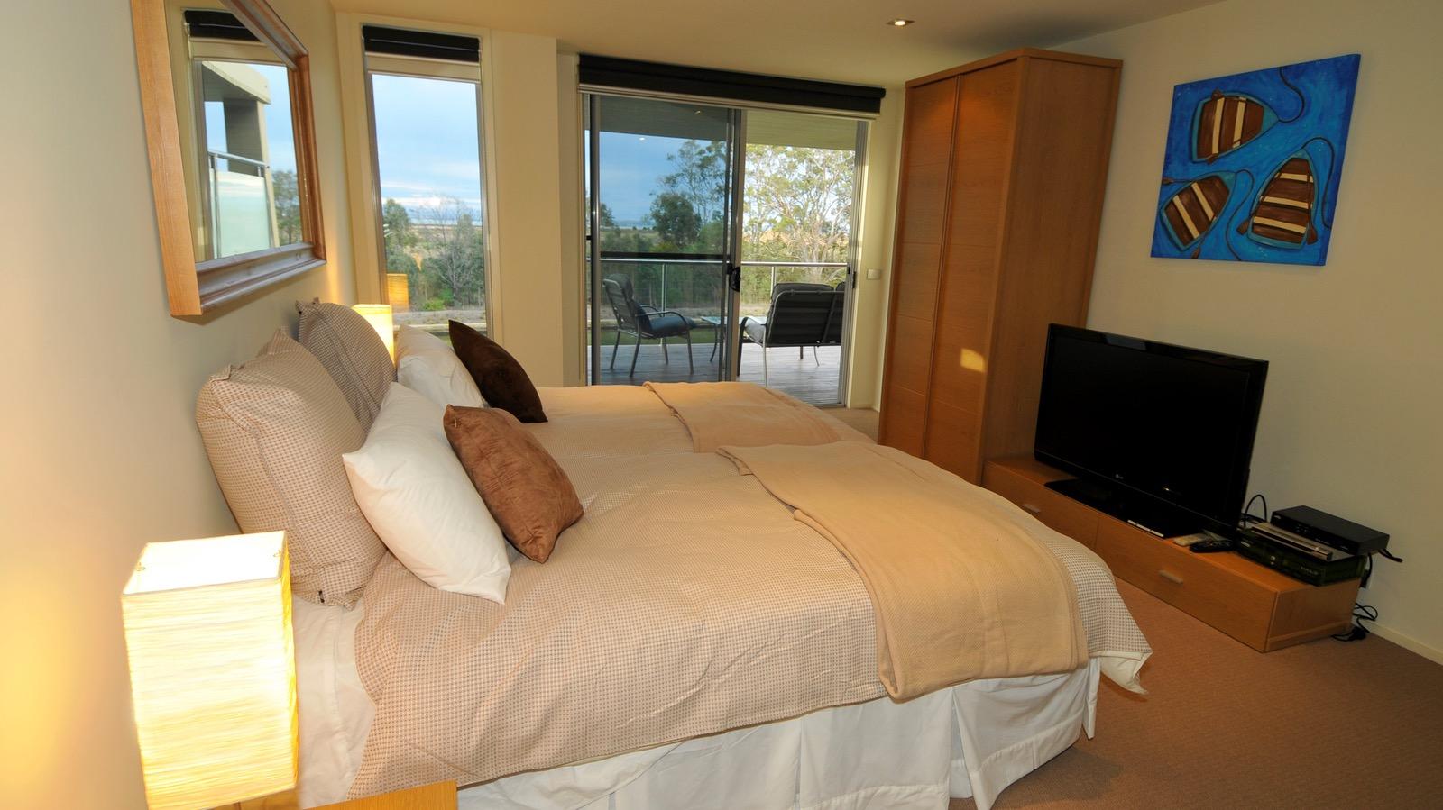 Master King Singles Bedroom