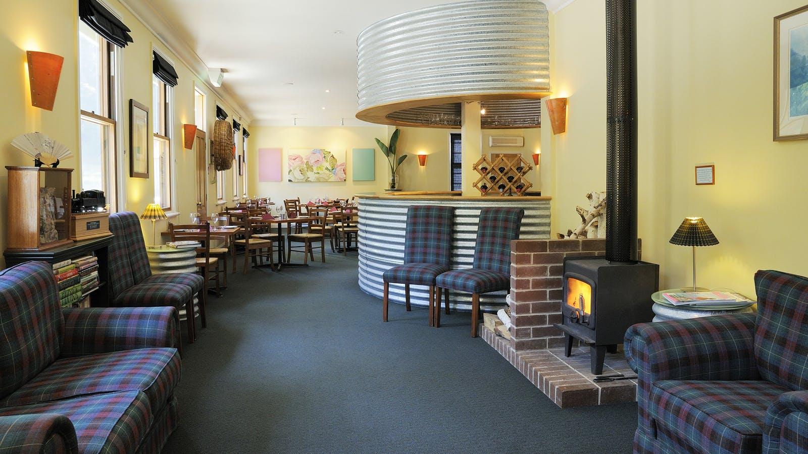 Walhalla's Star Hotel - interior