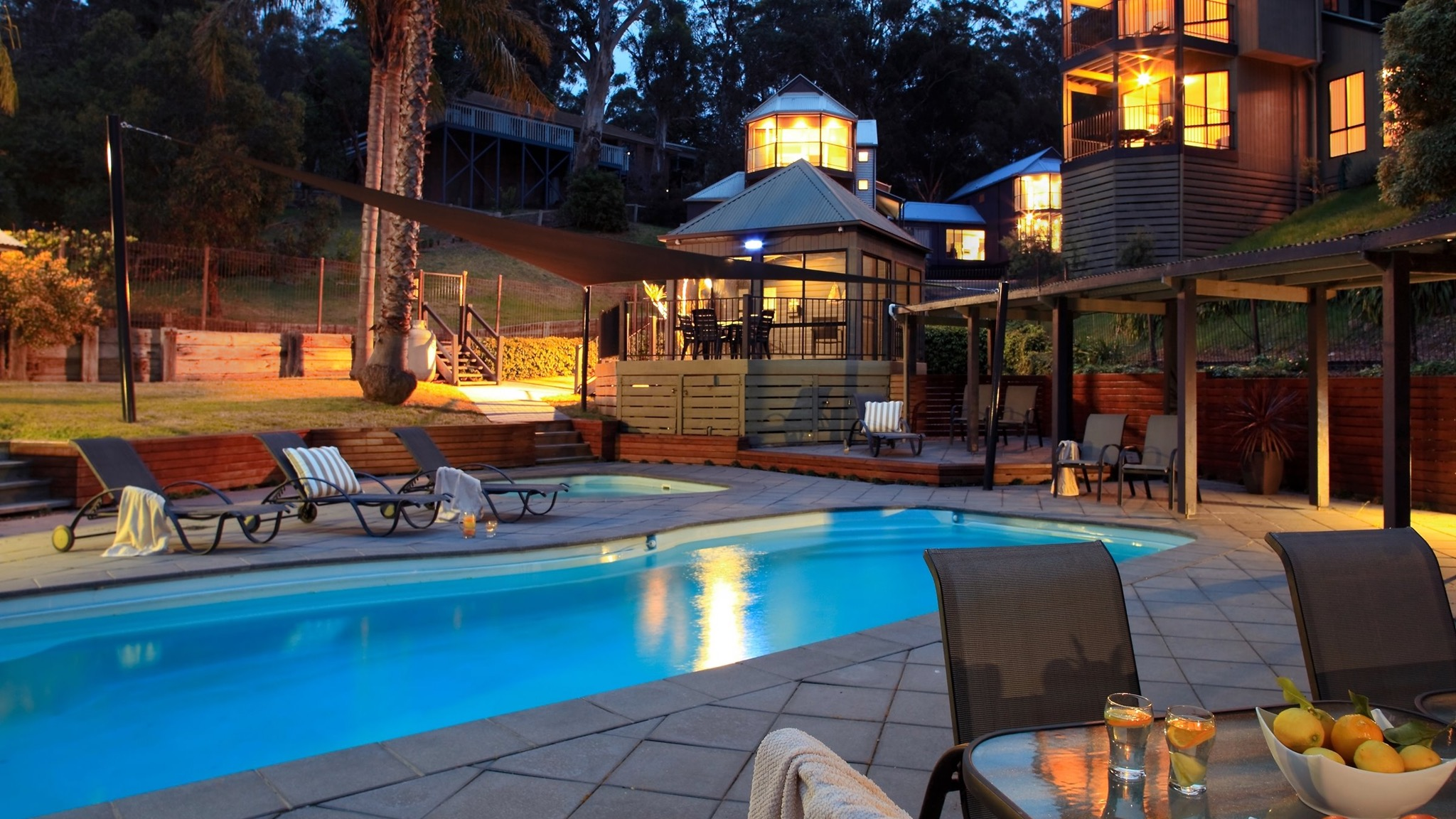Edgewater Terraces at Metung, Accommodation, Gippsland, Victoria