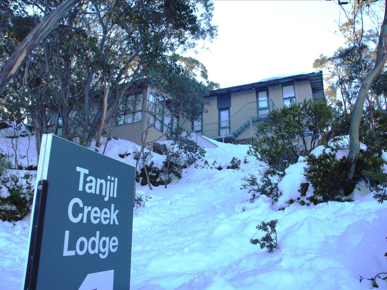 Winter wonderland atTanjil Creek Lodge Mt BawBaw