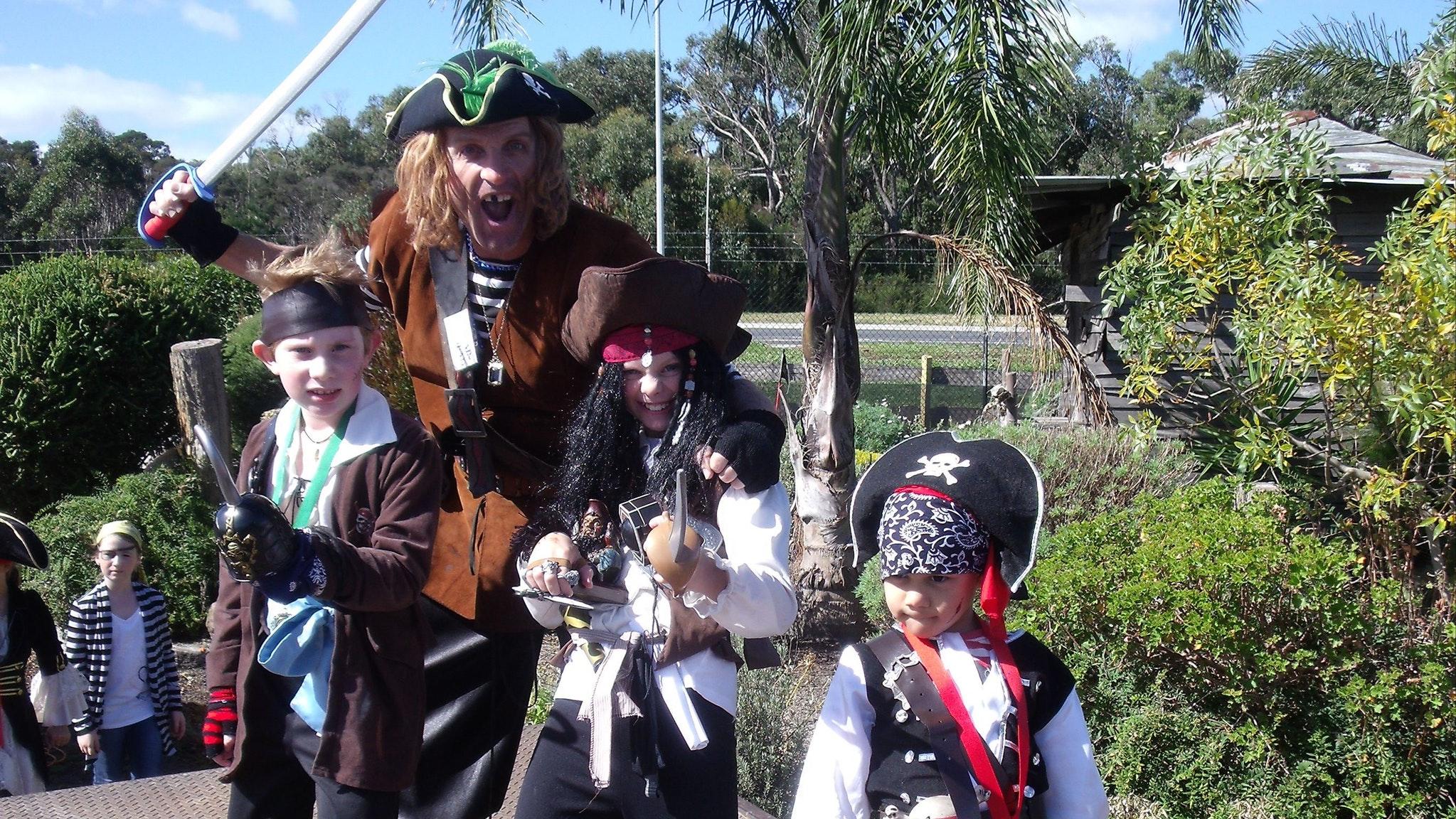 Best Dressed Pirates