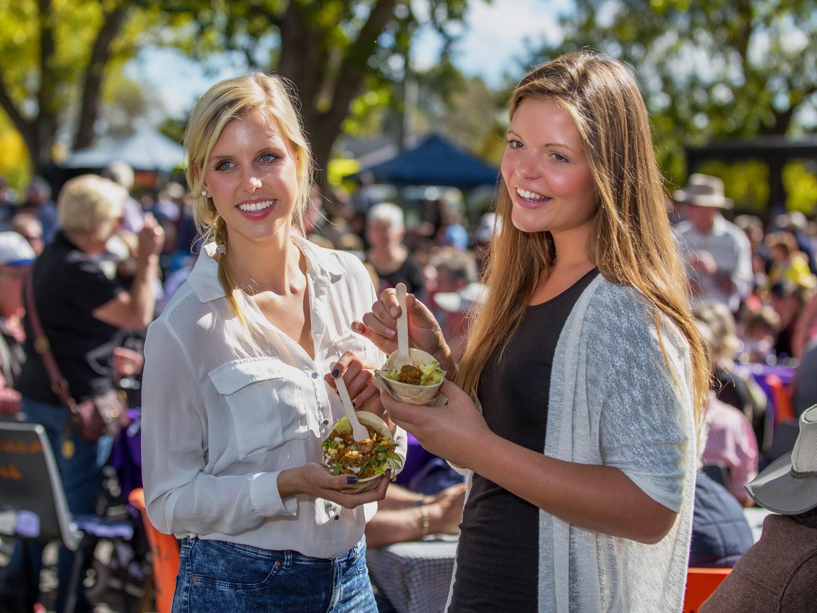 Tinamba Food and Wine Festival