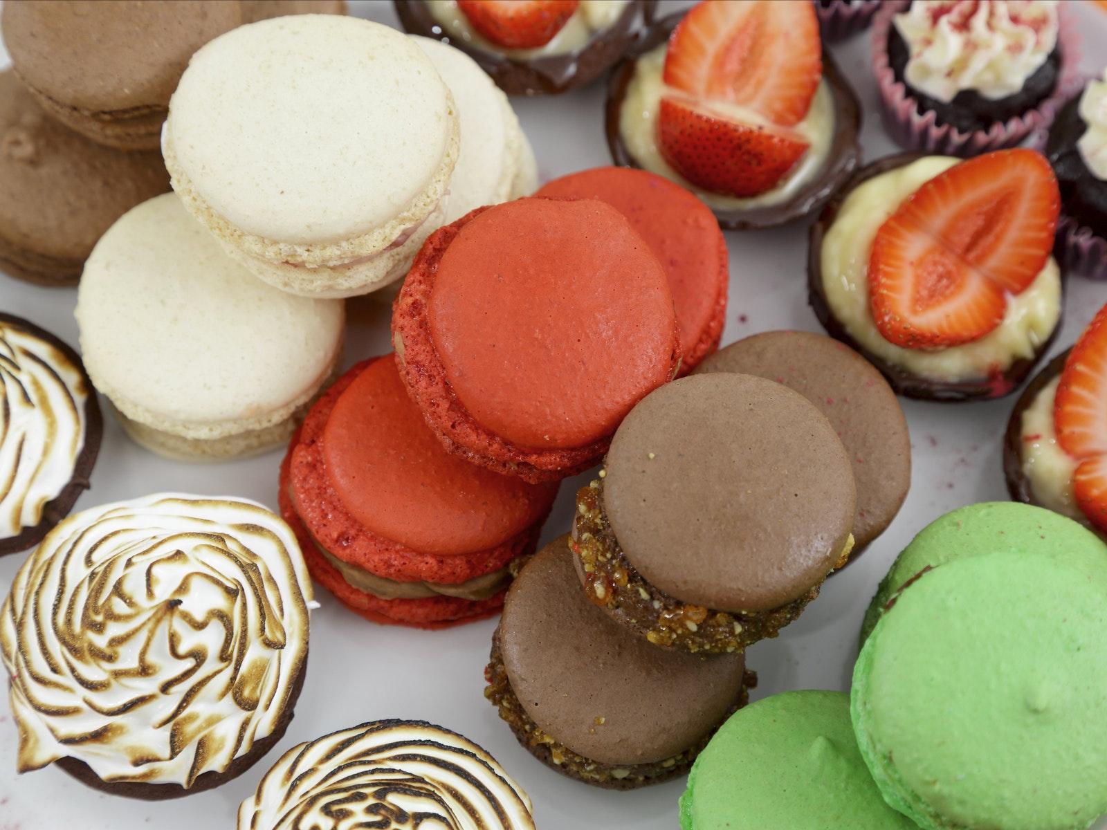 Jacican - Pastry - Macarons