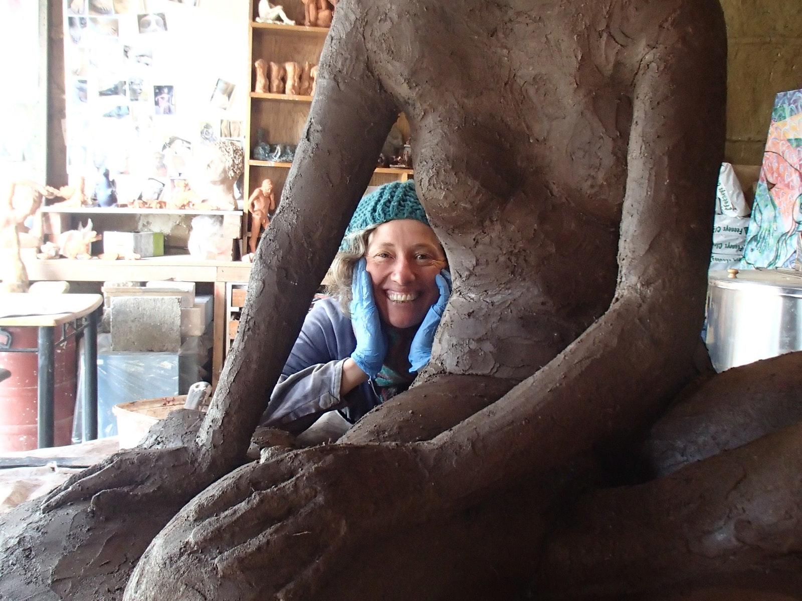Meet the Maker Jessie McLennan Sculptor