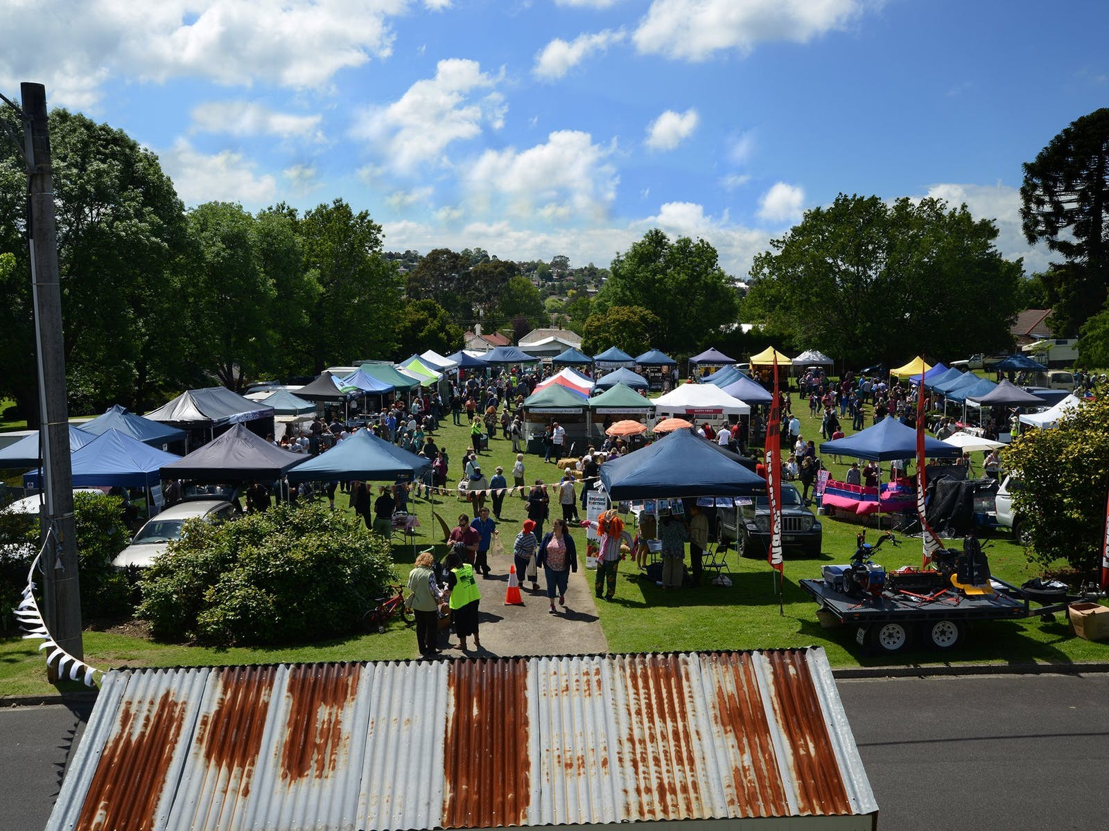 Warragul Farmers Market
