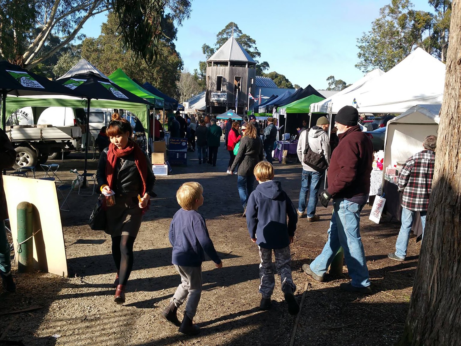 Coal Creek Farmers' Market