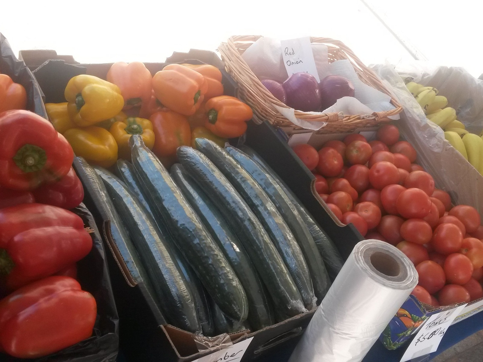 Yarram Courthouse Produce Market